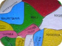 初アフリカ
