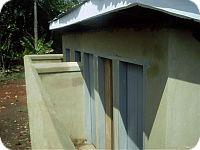 トイレ建設