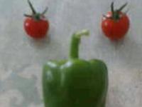 野菜の笑顔