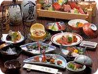 日本料理の美