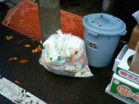 飲食店と生ゴミ