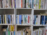 本棚は人生のアルバム