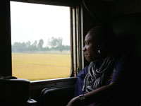 【事務局長会議2012】バングラデシュの車窓から