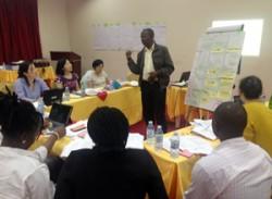 2015年ウガンダでの事務局長会議