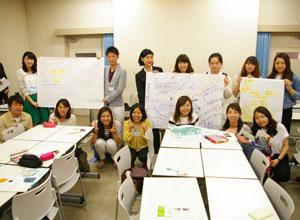 日本の青少年の提言活動