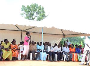 ウガンダ協同組合総会