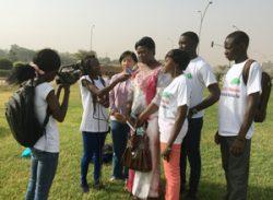 青少年活動をサポート