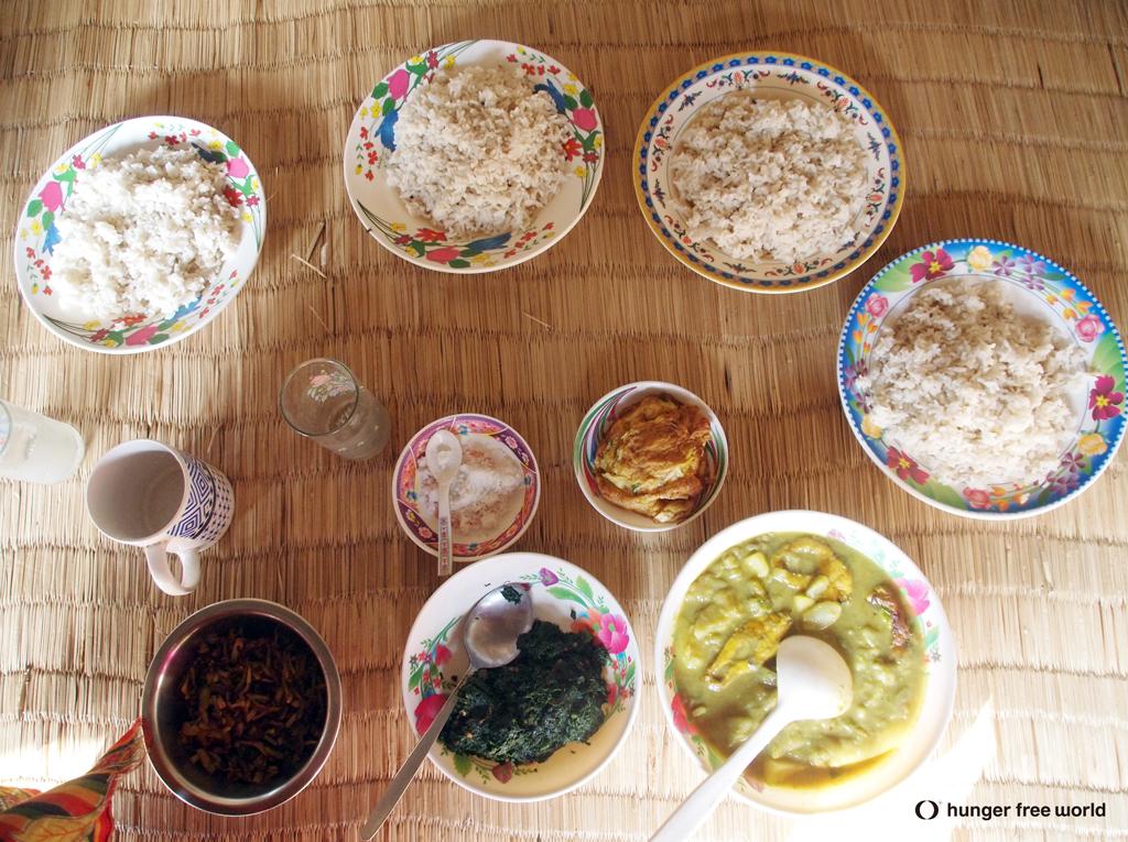 バングラデシュの食事の壁紙