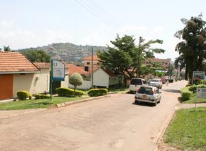 ウガンダ支部オフィス