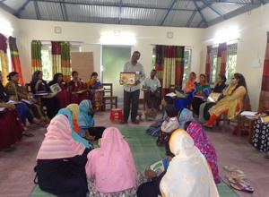 バングラデシュ栄養改善